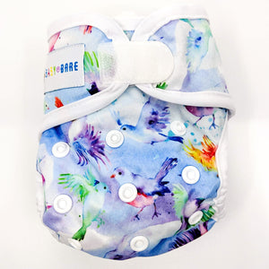 Baby Bare Honey Wraps Newborn - The Nappy Bucket