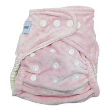 Load image into Gallery viewer, Baby Bare Honey Pot Night Nappy Light Pink