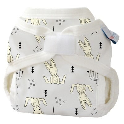 BubbleBubs PUL Gusseted Cover - Newborn 3kg-7kg - The Nappy Bucket
