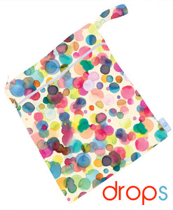 BubbleBubs Reusable Regular Wet Bag - The Nappy Bucket