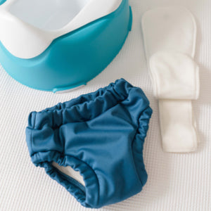 Baby Beehinds Training Pants Small Azure