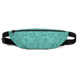 Stumpt Fanny Pack (Blue)