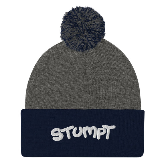 Stumpt Pom-Pom Beanie