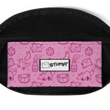 Stumpt Fanny Pack (Pink)