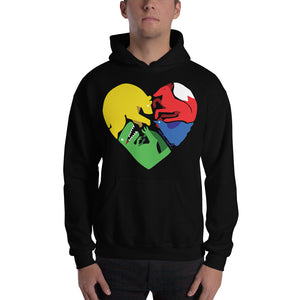 Puzzle Pieces Hoodie