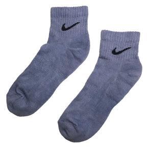 Nike Dyed Ankle Socks Cozy Marine