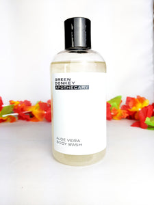 Aloe Vera Body Wash - Fragrance Free