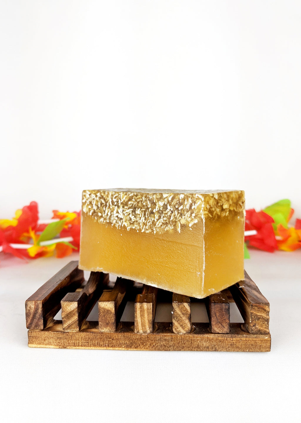 Honey & Oatmeal Soap 180g