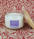 Stargazer Lily & Hibiscus Pop Soya Candle 325 ml
