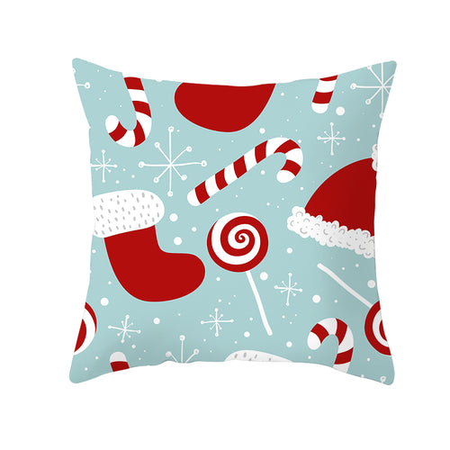 X53 Pillowcase for Throw Pillow (15x15in)