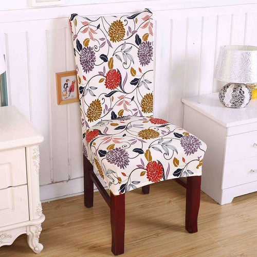 Universal Chair Cover - Design C18
