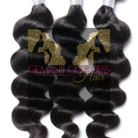 Goddess Loose Wave