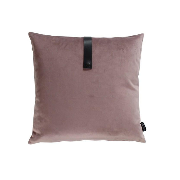 louise smaerup pute velour dusty rose 50x50