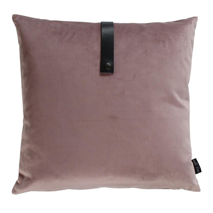 louise smaerup pute velour dusty rose 65x65