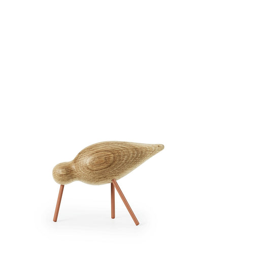 Normann Copenhagen Shorebird - Medium - Eik/koral