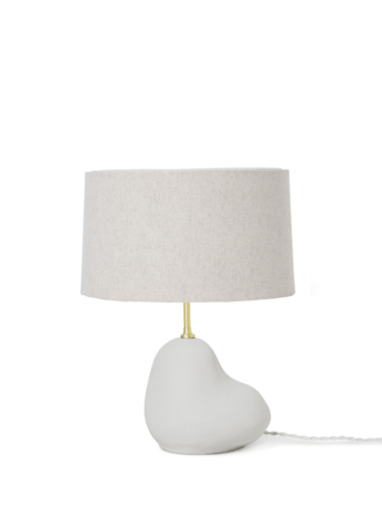 ferm living hebe lampebase off white small
