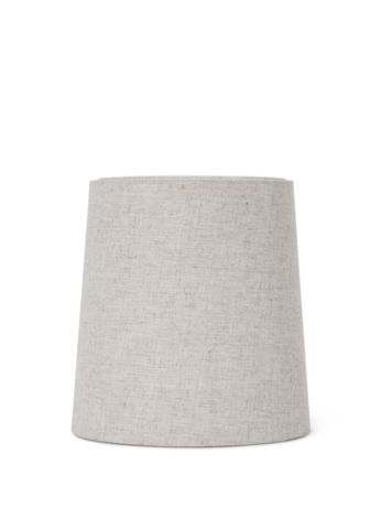 ferm living hebe lampeskjerm medium natural