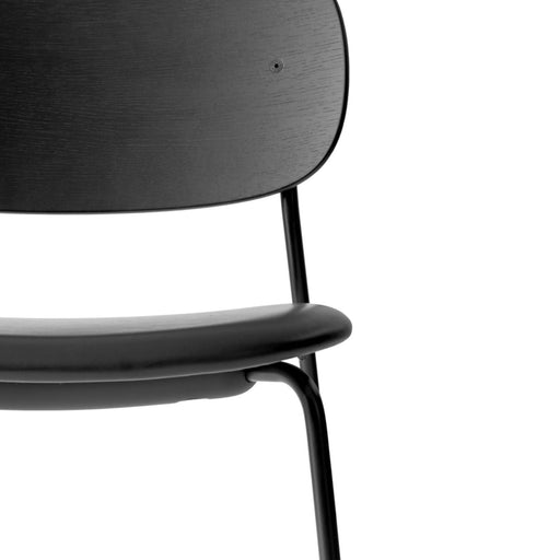 Menu Co Chair stol - Svart eik - Dakar 0842-Designfund.no