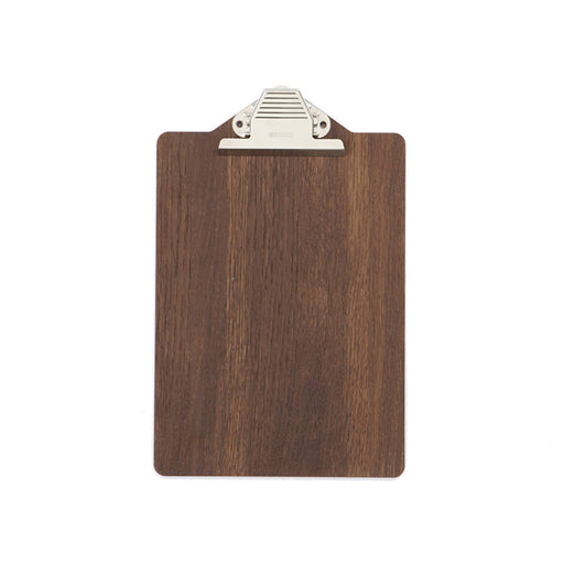 Ferm living Clipboard - A4 - mørk eik-Designfund.no