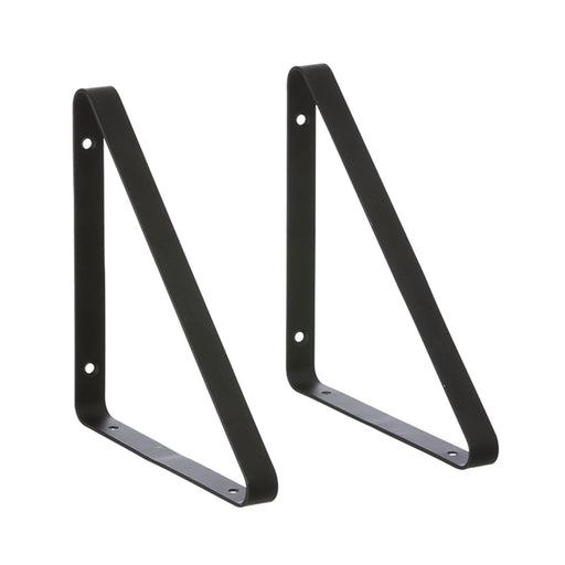 Ferm Living shelf hangers - svart-Designfund.no