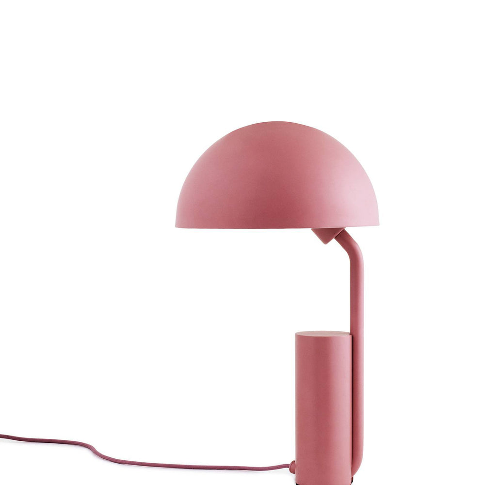 normann copenhagen cap bordlampe blush