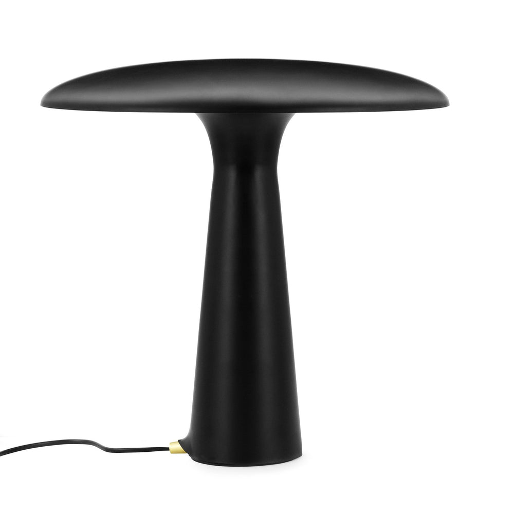 normann copenhagen shelter bordlampe sort