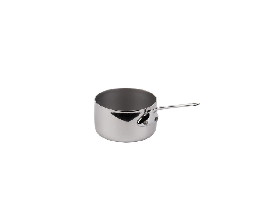 mauviel cook style kasserolle mini stal 30 cl o9cm
