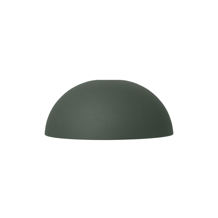 ferm living dome shade morkegron