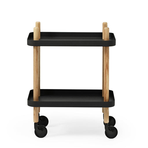 normann copenhagen block rullebord sort