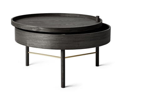 Menu Turning Table - Svart-Designfund.no