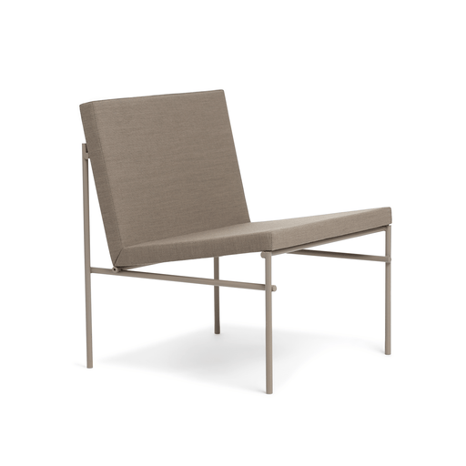 MUNK Collective CLICK loungestol - warm grey-Designfund.no
