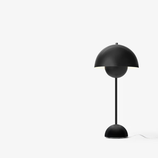 &tradition FlowerPot VP3 bordlampe - Matt black-Designfund.no
