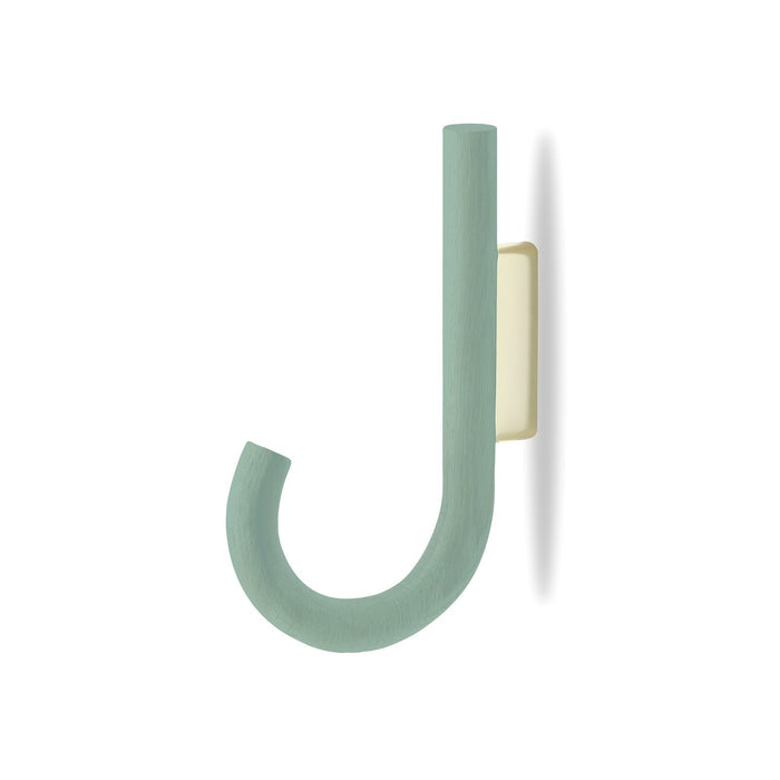 munk collective hook verdigris green brass