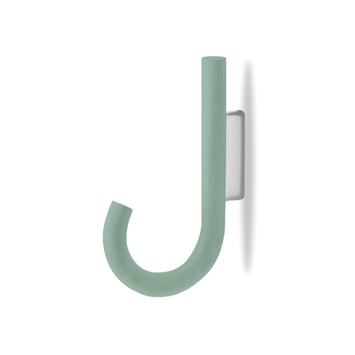 munk collective hook verdigris green chrome