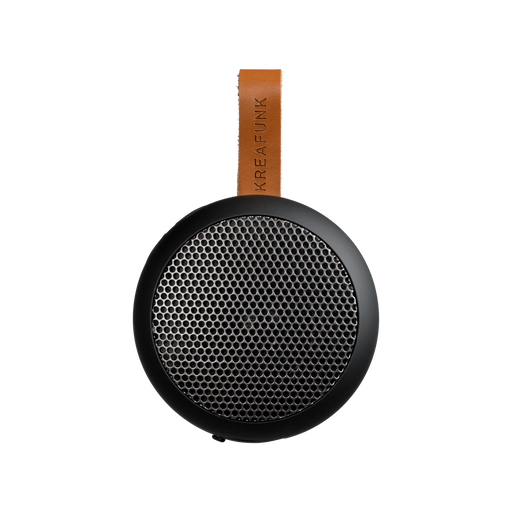 Kreafunk aGO bluetooth høyttaler - Black edition