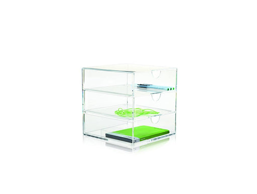 Nomess Clear 3-drawer Box - 20-Designfund.no