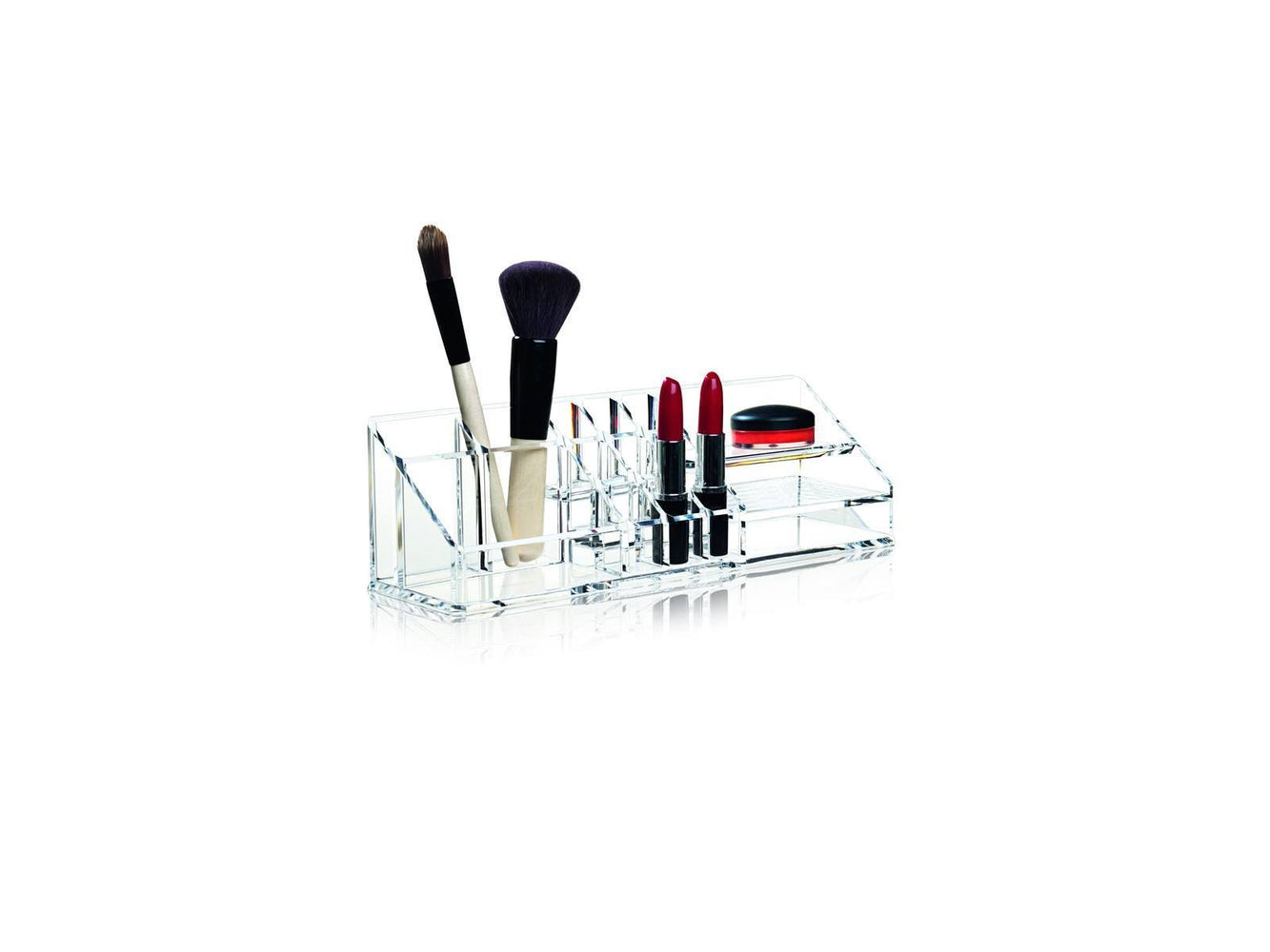 clear make up organizer fra nomess small 30x9x9 cm