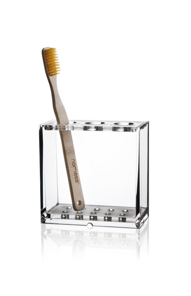 clear tooth brush holder tootbrush fra nomess