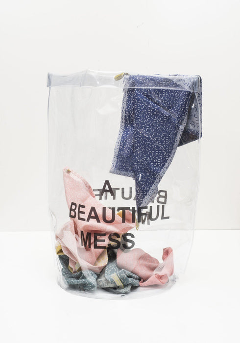 Nomess Laundry Bag - Clear-Designfund.no