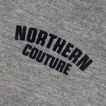 Load image into Gallery viewer, NORTHERN COUTURE SMALL FLOCKED ORGANIC TEE