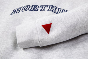 NORTHERN MARL FLOCK SWEAT