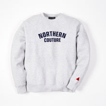 Load image into Gallery viewer, NORTHERN COUTURE MARL FLOCK SWEAT
