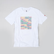 Load image into Gallery viewer, HIP HOP VIBES WHITE T-SHIRT