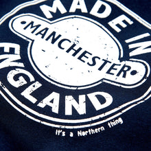 Load image into Gallery viewer, MADE IN MANCHESTER NAVY SWEAT