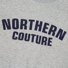Load image into Gallery viewer, NORTHERN COUTURE SIGNATURE ORGANIC FLOCK TEE