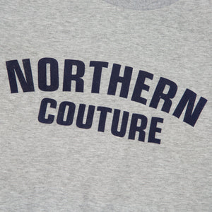 NORTHERN COUTURE SIGNATURE ORGANIC FLOCK TEE