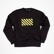 Load image into Gallery viewer, ICONIC CHEVRONS - ORGANIC HOMAGE Sweatshirt