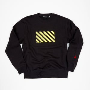 ICONIC CHEVRONS - ORGANIC HOMAGE Sweatshirt