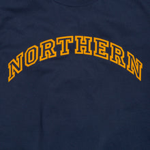 Load image into Gallery viewer, NORTHERN FLOCK NAVY ORGANIC TEE