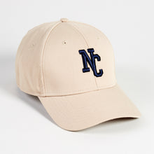 Load image into Gallery viewer, NORTHERN COUTURE - PUTTY - 6 PANEL BASEBALL CAP